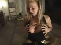 anus asshole blond