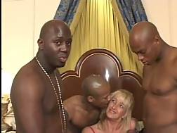 mom interracial bang