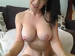 boobed experienced livecam mother