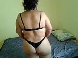 bbw mature hispanic lady