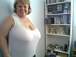 chubby mature blondie haired