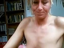 mature german lady blow