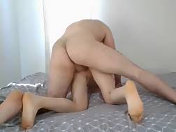 boobed nymph hard pounding
