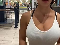 orgasms public mall