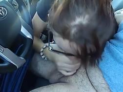 stop car sucking pecker
