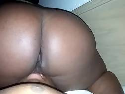 bubble ass ebony wifey
