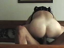 riding penis getting butt