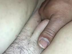 fat wife takes fingers