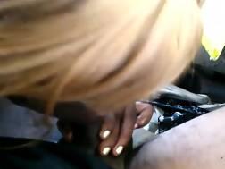 blondie black wife blowing