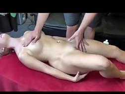 good blondie massage hot