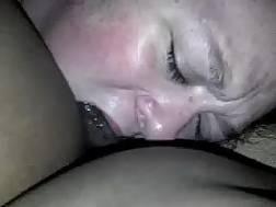 wet ugly perverted brunette