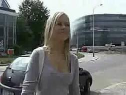 picked naughty amateur blondie