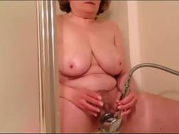 boobed mature white lady