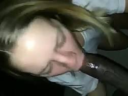 nasty white girl sent