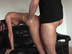 sexual girl penetrated creampied