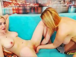 playful lesbians big boobs