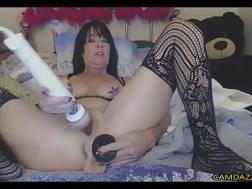 kinky grandma anal twat