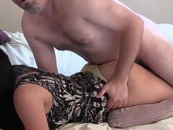 butt made pecker stroking
