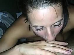 sloppy blowjob amateur whore