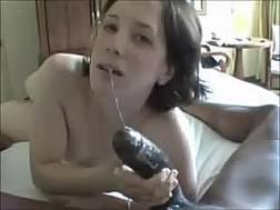 slutty nymph blowjob black