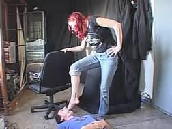 naughty redhead lover enjoys
