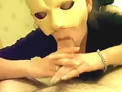 naughty hooker mask blow