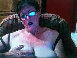 old woman banging horny