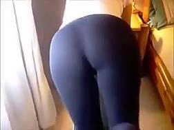 girl perfectly plump backside