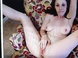 cute livechat girl fingers