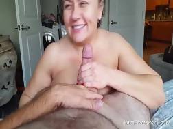 blowing penis thing woman
