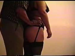 fatty wifey puts hot