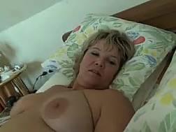 mature blond fattie porn