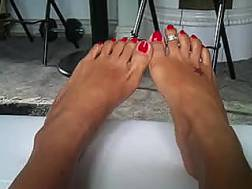 awesome feet drive horny