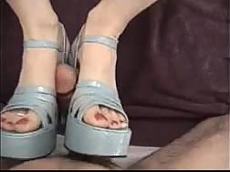 mature slut high shoes