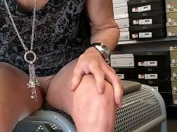 granny show pierced vagina