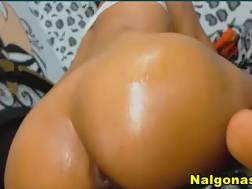 black ass girl anal