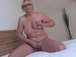 mature blond bf fingers