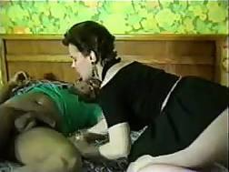 lustful girlfriend plump backside