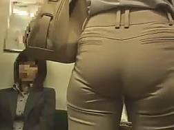 amateur lady cool booty