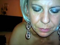 blue eyed grandma riding