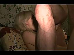 blonde prostitute deepthroats pecker