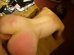 big-assed wife lets drill