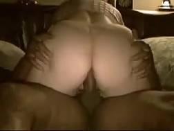 chubby wifey jumps big