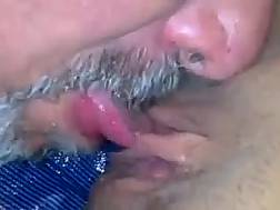 close pov hubby licking