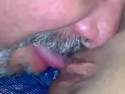 close pov hubby licking