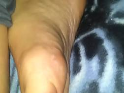 home made foot fetish