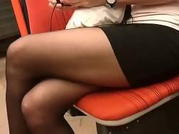 classy babe sexy pantyhose