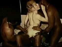 skinny white wife black