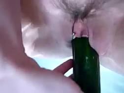 cucumber pierced twat