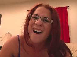 stud drills sexy chick